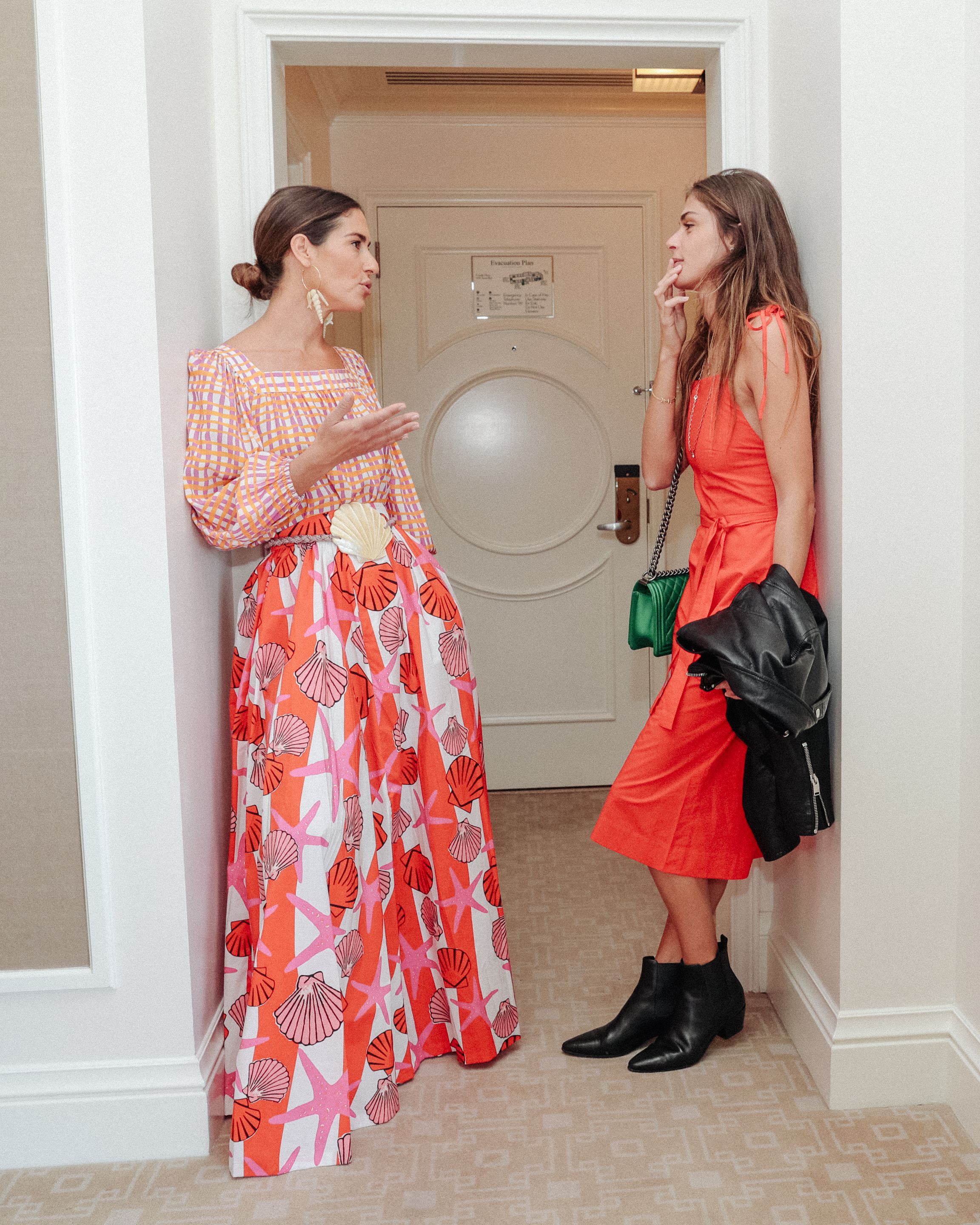 Launch collection of LHD with Laure Hériard Dubreuil : at The Beverly Hills Hotel